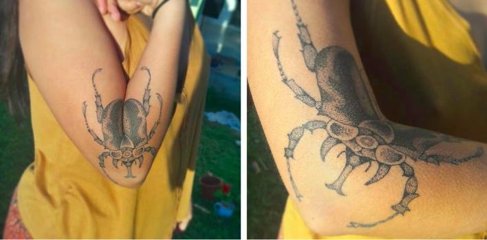 Tatuera mera!